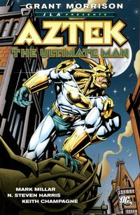 Cover Thumbnail for JLA Presents: Aztek The Ultimate Man (DC, 2008 series)