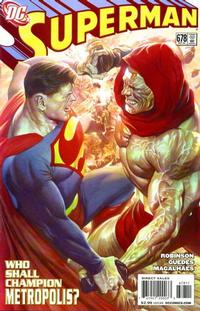 Cover Thumbnail for Superman (DC, 2006 series) #678
