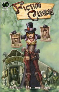 Cover Thumbnail for Fiction Clemens (Ape Entertainment, 2008 series) #2