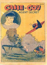Cover Thumbnail for Collection Fantôme (Editions Mondiales, 1945 series) #[A399]