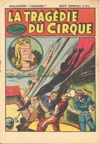 Cover Thumbnail for Collection Fantôme (Editions Mondiales, 1945 series) #[85]