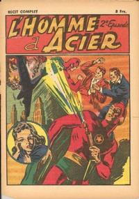 Cover Thumbnail for Collection Fantôme (Editions Mondiales, 1945 series) #[106]