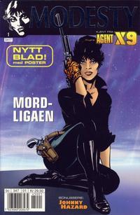 Cover Thumbnail for Modesty (Hjemmet / Egmont, 2004 series) #1