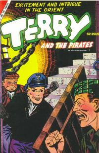 Cover Thumbnail for Terry & the Pirates (Avalon Communications, 1998 ? series) #1