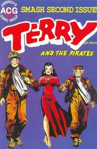Cover Thumbnail for Terry & the Pirates (Avalon Communications, 1998 ? series) #2