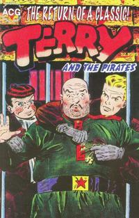 Cover Thumbnail for Terry & the Pirates (Avalon Communications, 1998 ? series) #3