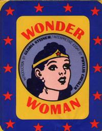 Cover Thumbnail for Wonder Woman (Crown Publishers, 1972 series)