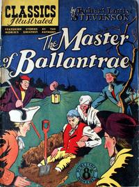 Cover Thumbnail for Classics Illustrated (Ayers & James, 1949 series) #57
