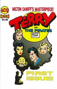 Cover Thumbnail for Classic Terry & the Pirates (Avalon Communications, 2000 series) #1