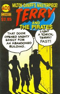 Cover Thumbnail for Classic Terry & the Pirates (Avalon Communications, 2000 series) #2