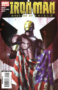 Cover Thumbnail for The Invincible Iron Man (Marvel, 2007 series) #22