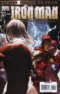 Cover Thumbnail for The Invincible Iron Man (Marvel, 2007 series) #26