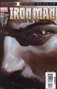 Cover Thumbnail for The Invincible Iron Man (Marvel, 2007 series) #28