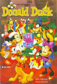 Cover Thumbnail for Donald Duck (Geïllustreerde Pers, 1990 series) #50/1993