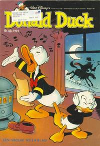 Cover Thumbnail for Donald Duck (Geïllustreerde Pers, 1990 series) #48/1994