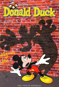 Cover Thumbnail for Donald Duck (Geïllustreerde Pers, 1990 series) #34/1996