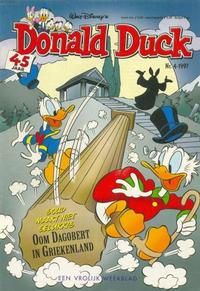 Cover Thumbnail for Donald Duck (Geïllustreerde Pers, 1990 series) #4/1997