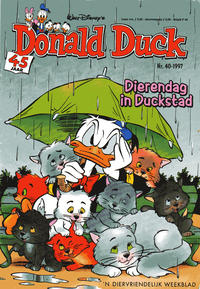 Cover Thumbnail for Donald Duck (Geïllustreerde Pers, 1990 series) #40/1997
