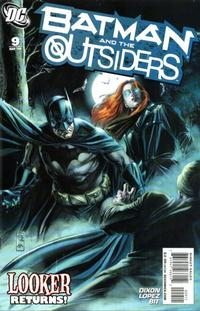 Cover Thumbnail for Batman and the Outsiders (DC, 2007 series) #9