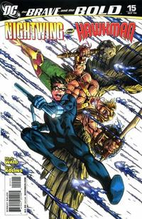 Cover Thumbnail for The Brave and the Bold (DC, 2007 series) #15