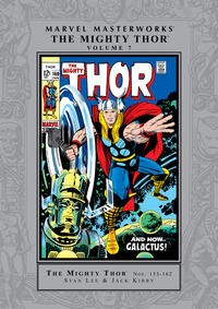 Cover Thumbnail for Marvel Masterworks: The Mighty Thor (Marvel, 2003 series) #7 [Regular Edition]