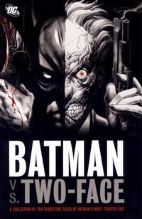 Cover Thumbnail for Batman vs. Two-Face (DC, 2008 series)