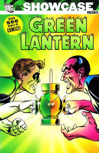 Cover Thumbnail for Showcase Presents Green Lantern (DC, 2005 series) #3