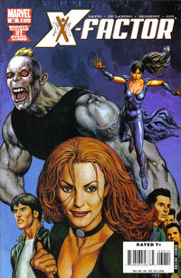 Cover Thumbnail for X-Factor (Marvel, 2006 series) #32
