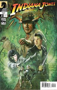 Cover Thumbnail for Indiana Jones and the Kingdom of the Crystal Skull (Dark Horse, 2008 series) #2