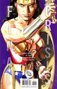 Cover Thumbnail for Final Crisis (DC, 2008 series) #5
