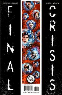 Cover Thumbnail for Final Crisis (DC, 2008 series) #7 [Cover A]