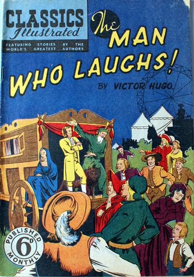 Cover for Classics Illustrated (Ayers & James, 1949 series) #46