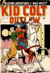 Cover for Kid Colt Outlaw (Bell Features, 1950 series) #13