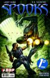 Cover for Spooks (Devil's Due Publishing, 2008 series) #1