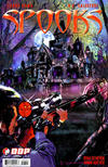 Cover for Spooks (Devil's Due Publishing, 2008 series) #3