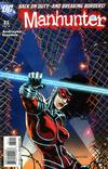 Cover for Manhunter (DC, 2004 series) #31