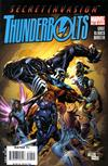 Cover for Thunderbolts (Marvel, 2006 series) #122