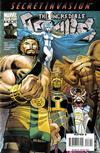 Cover for Incredible Hercules (Marvel, 2008 series) #117