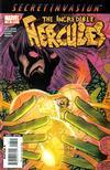 Cover for Incredible Hercules (Marvel, 2008 series) #118