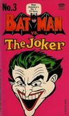 Cover for Batman vs. the Joker (New American Library, 1966 series) #D2969 (3)