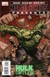 Cover for Marvel Comics Presents (Marvel, 2007 series) #9