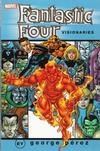 Cover for Fantastic Four Visionaries: George Pérez (Marvel, 2005 series) #2