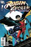 Cover for Robin / Spoiler Special (DC, 2008 series) #1