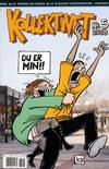 Cover for Kollektivet (Bladkompaniet / Schibsted, 2008 series) #5/2008