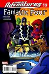 Cover for Marvel Adventures Fantastic Four (Marvel, 2005 series) #27