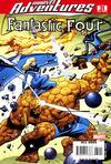 Cover for Marvel Adventures Fantastic Four (Marvel, 2005 series) #31