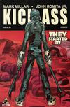 Cover for Kick-Ass (Marvel, 2008 series) #3