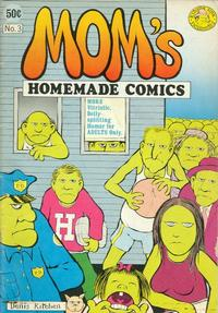 Cover Thumbnail for Mom's Homemade Comics (Kitchen Sink Press, 1969 series) #3