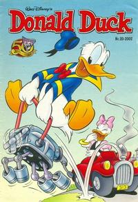 Cover Thumbnail for Donald Duck (Sanoma Uitgevers, 2002 series) #20/2002