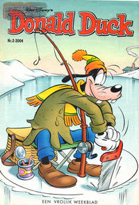 Cover Thumbnail for Donald Duck (Sanoma Uitgevers, 2002 series) #2/2004